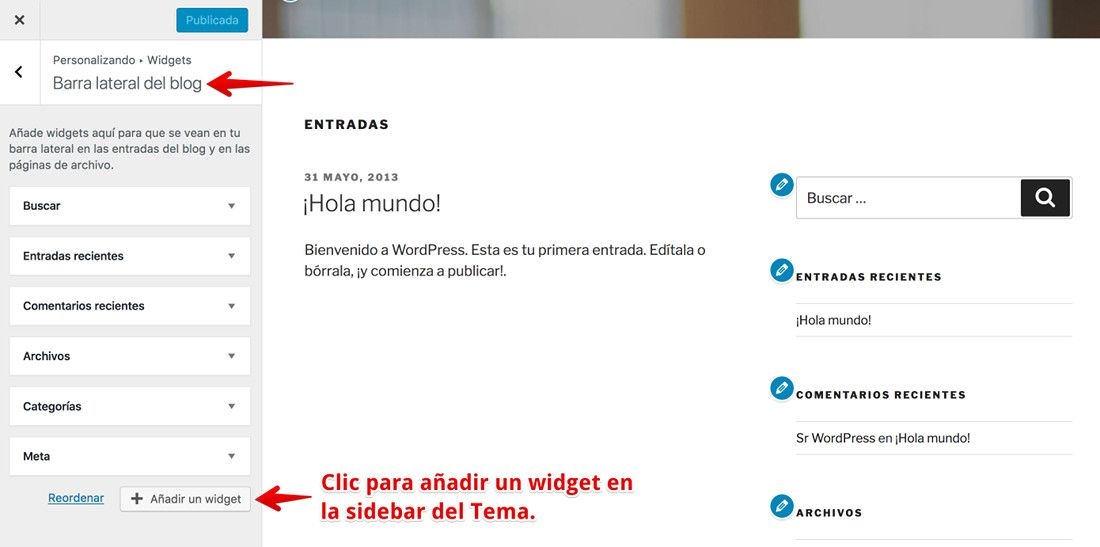 MailChimp en WordPress ¡capturando suscriptores!