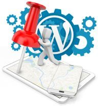 Widget en WordPress para geolocalizar