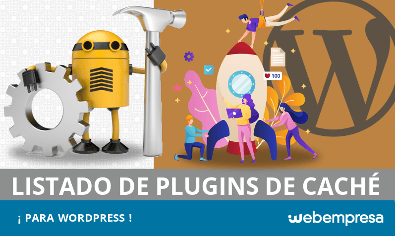 Plugins de caché para WordPress