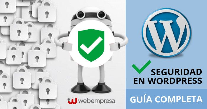 Tutorial seguridad wordpress