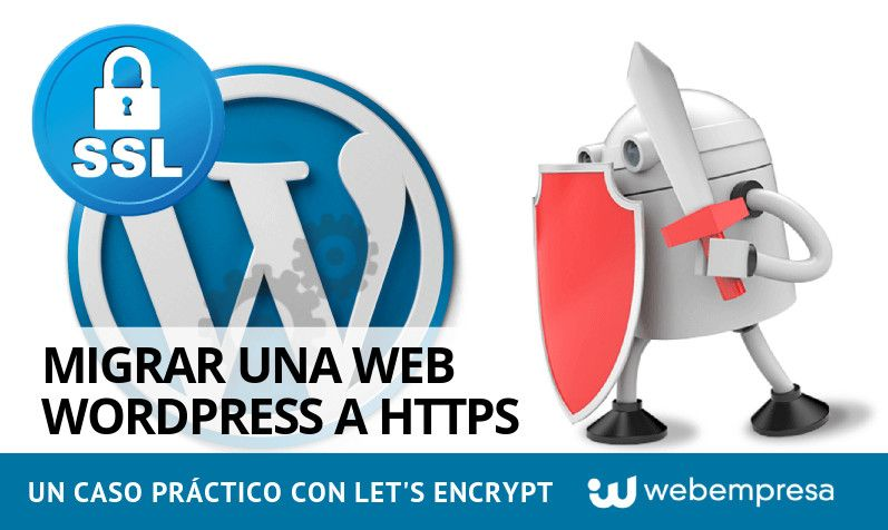 WordPress a HTTPS
