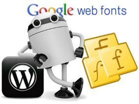 Supreme Google Webfonts en WordPress