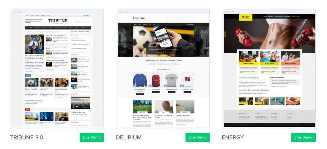 5 sitios imprescindibles para descargar plantillas WordPress responsive