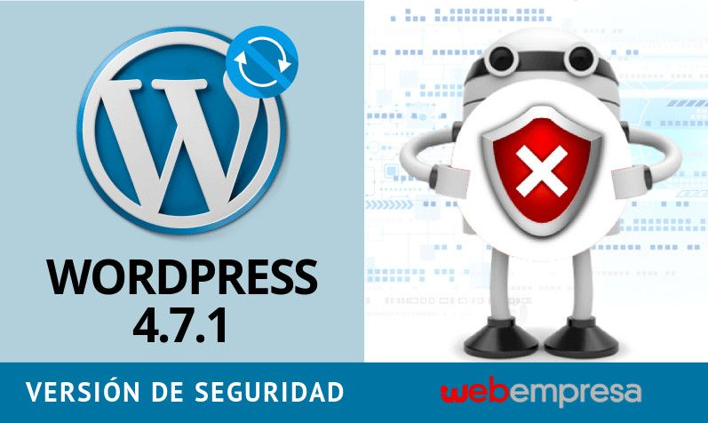 Liberado WordPress 4.7.1