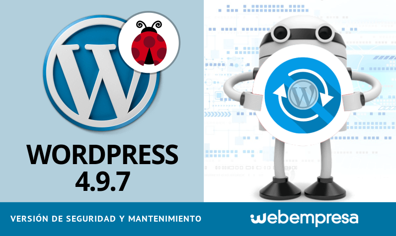 WordPress 4.9.7