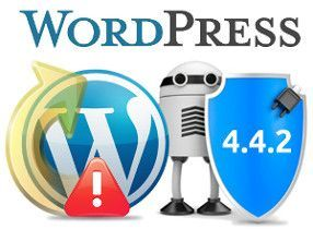Actualización de WordPress 4.4.2