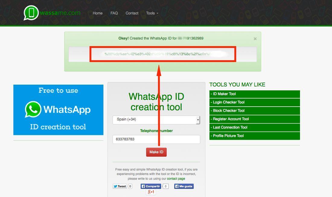 Integrando WhatsApp en WordPress mediante Contact Form 7