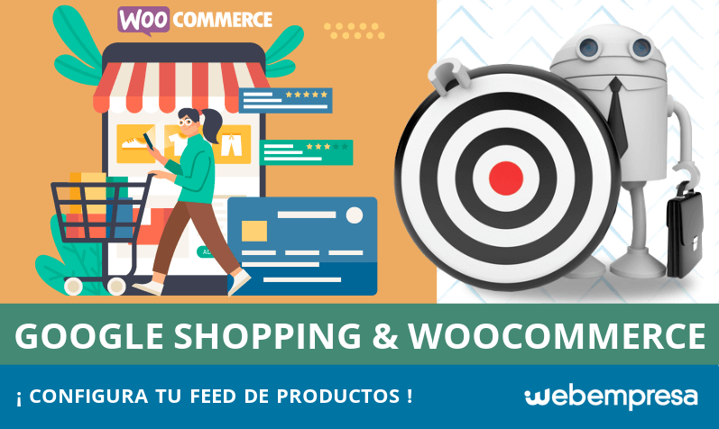 Google Shopping para WooCommerce: configurar tu feed de productos