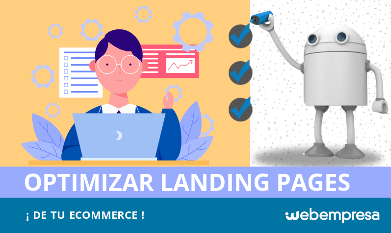 Cómo optimizar landing pages de eCommerce