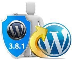 Liberado WordPress 3.8.1