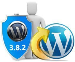 Liberado WordPress 3.8.2