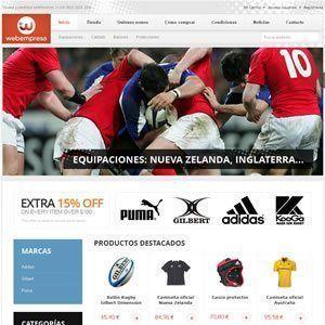 hosting tienda esport