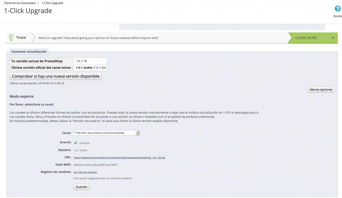 1-ClickUpgrade-versionsecundaria16120.png