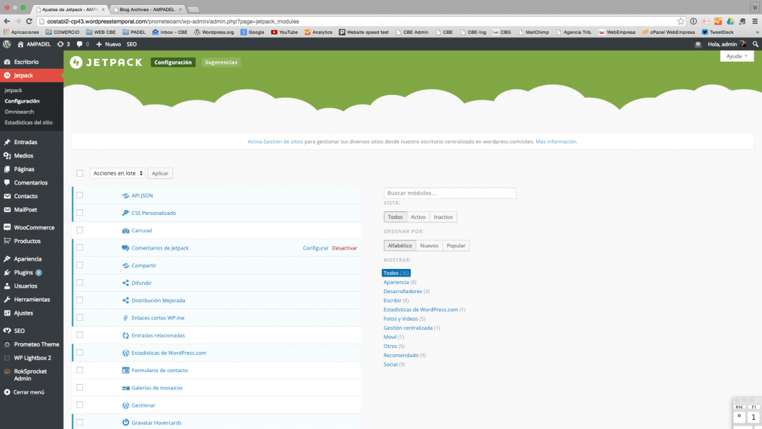 Cambiar caja de comentarios por defecto de Wordpress por otra social.