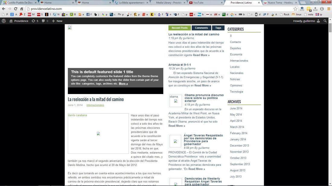 problema con las imagenes wordpress