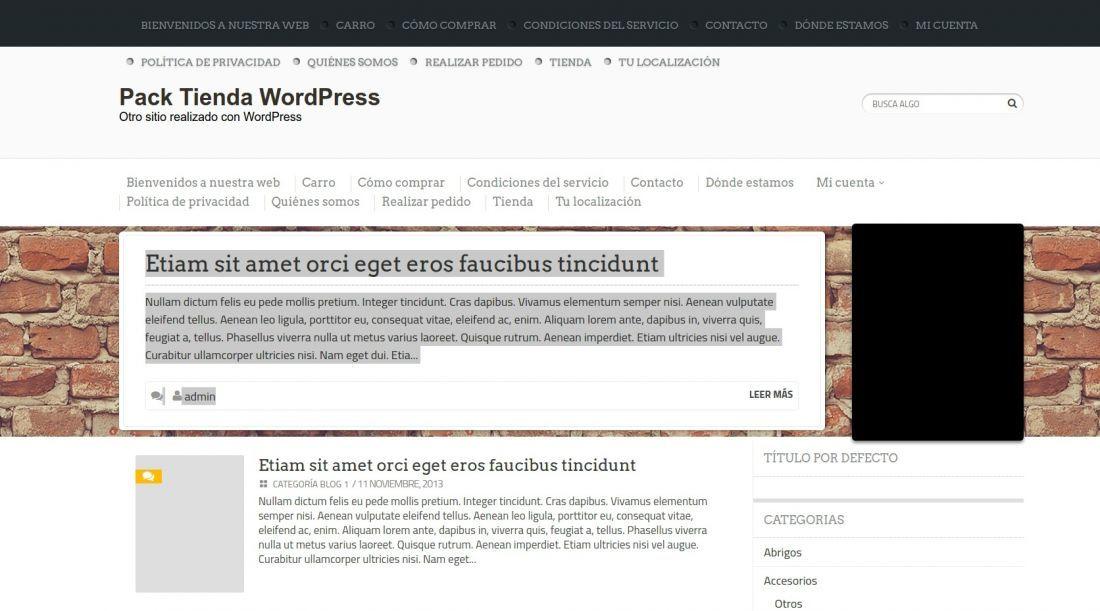 Cambiar de tema error 500 wordpress