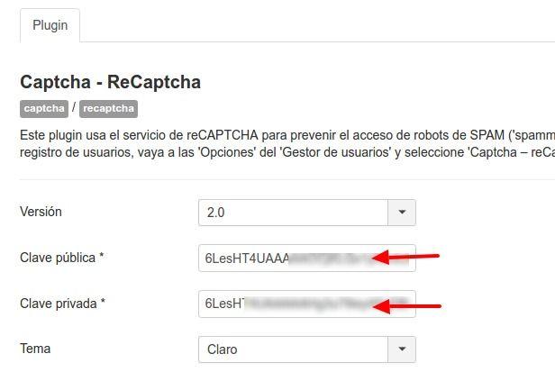 PluginsCaptchaReCaptchaMinuevositioAdministracin.jpg
