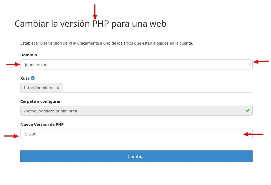 cPanelConfigurarPHP.jpeg