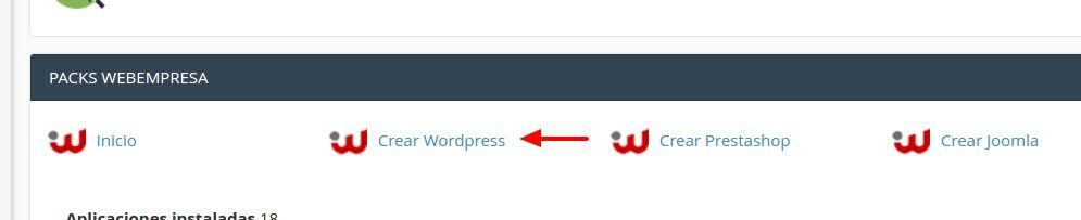 Actualización WordPress e instalación tema Prometeo
