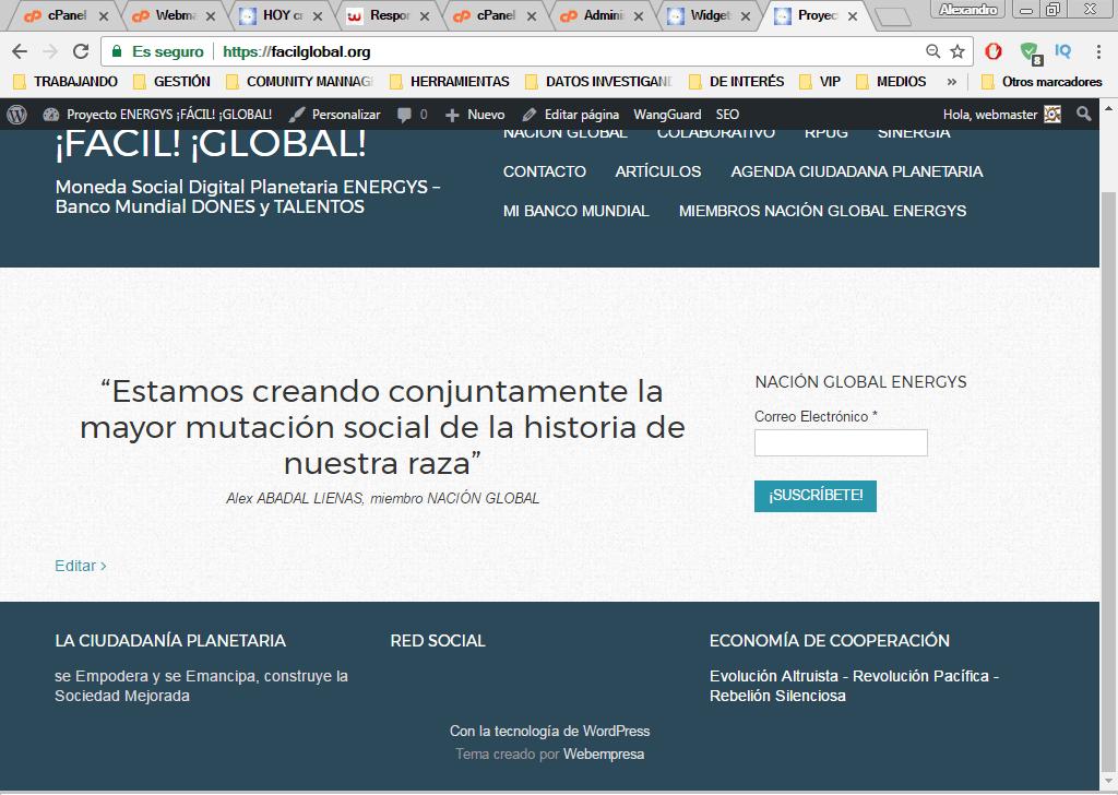 REPONSIVO tema webempresa VARIAS COSITAS