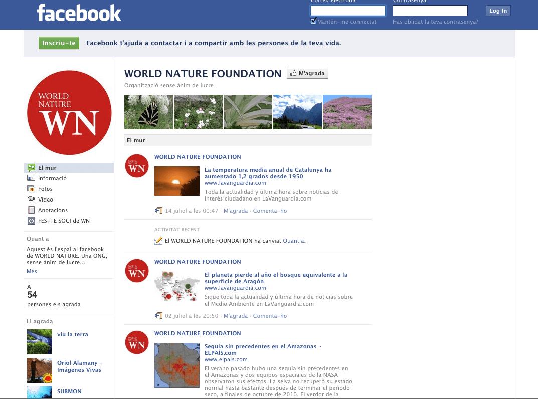 facebook español entrar ami cuenta santiago de compostela