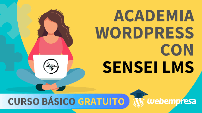 Webempresa University - Crear Academia online con WordPress