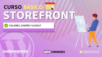 Curso de StoreFront Básico - Colores, diseño y layout