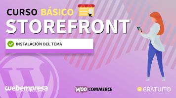 Curso de StoreFront Básico - Instalación del tema