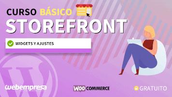 Curso de StoreFront Básico - Widgets y ajustes