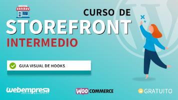 Curso de StoreFront Intermedio - Guia visual de Hooks de Storefront