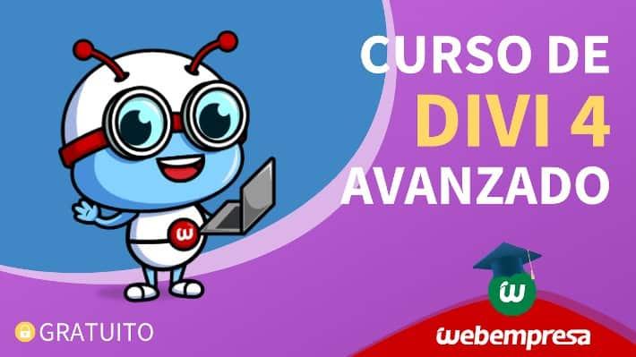 Webempresa University - Curso de Divi 4 avanzado