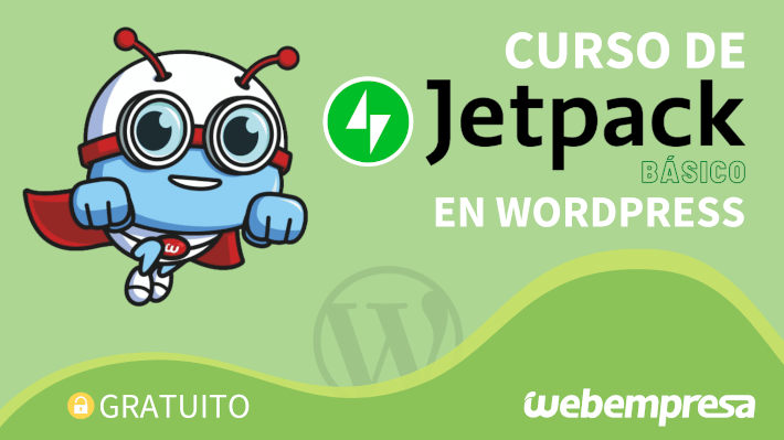 Webempresa University - Curso de JetPack en WordPress básico
