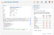Joomla 1.6 beta cpanel