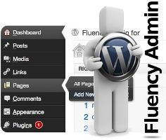 WordPress con Fluency