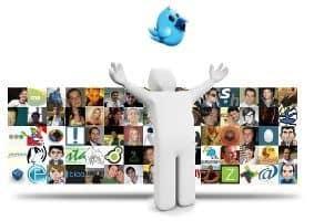 Twitter Friends & Followers