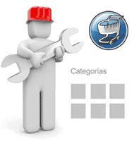 Modificar cantidad columnas de categorías en VirtueMart