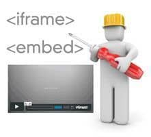 Insertar video manualmente en Joomla 1.7