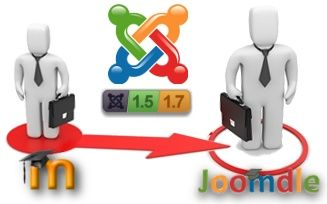 Conectando Moodle con Joomla! mediante Joomdle