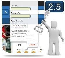 Pack Noticias Nex de Webempresa con HOT Login