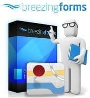 Insertar un mapa en el formulario de contacto de BreezingForms