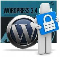 Liberado WordPress 3.4