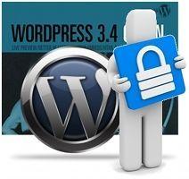 Liberado WordPress 3.4.2