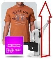 Imágenes en scroll vertical con DJ ImageSlider en el Pack Tienda