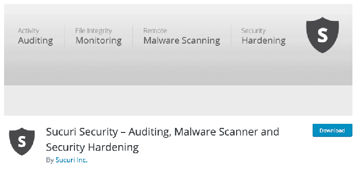 Sucuri Malware SiteCheck