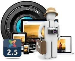 Galerías de imágenes fluidas en Joomla 2.5 con Ozio Gallery