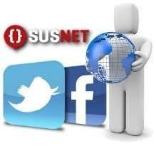 Módulos de Twitter y Facebook deslizantes en el Pack Empresa FullScreen 2
