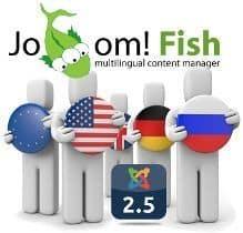 Traducir contenidos en Joomla 2.5 con Joom!Fish
