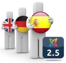 Como actualizar los archivos de idioma español manualmente desde el Gestor de Extensiones de Joomla 2.5