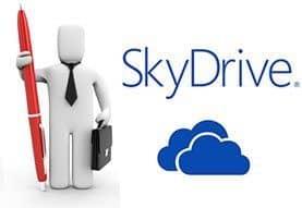 Galería de imágenes mediante el servicio de alojamiento en línea SkyDrive