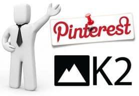 Consigue un efecto similar a Pinterest para tus artículos de K2.